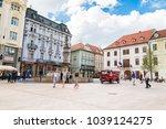 bratislava  slovakia  ...   Shutterstock . vector #1039124275