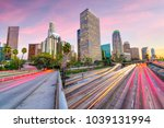 los angeles  california  usa... | Shutterstock . vector #1039131994