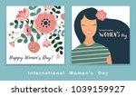 set of vector illusttation. 8... | Shutterstock .eps vector #1039159927