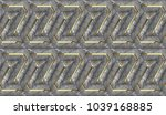 3d stone geometry panels with... | Shutterstock . vector #1039168885