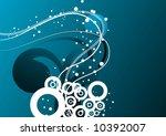 abstract background. vector...   Shutterstock .eps vector #10392007