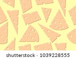 seamless pattern of the... | Shutterstock .eps vector #1039228555