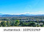 inland empire southern... | Shutterstock . vector #1039231969