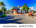 isla mujeres. mexico  november...   Shutterstock . vector #1039272781