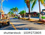 isla mujeres. mexico  november...   Shutterstock . vector #1039272805