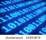 digital display | Shutterstock . vector #10392874