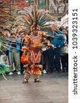 mexicocity  mexico   decembre...   Shutterstock . vector #1039323151