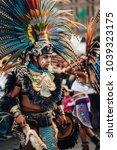 mexicocity  mexico   decembre... | Shutterstock . vector #1039323175