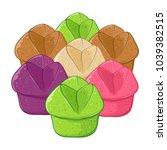 vector stock of kue mangkok...   Shutterstock .eps vector #1039382515