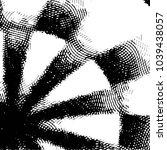 black and white grunge stripe... | Shutterstock .eps vector #1039438057
