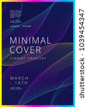 minimal covers design with... | Shutterstock .eps vector #1039454347