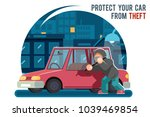 scientist old wise character...   Shutterstock .eps vector #1039469854