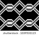 design seamless monochrome... | Shutterstock .eps vector #1039533115
