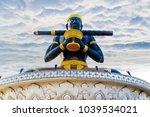 battambang statue battambang...   Shutterstock . vector #1039534021