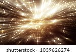 abstract gold background.... | Shutterstock . vector #1039626274