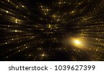 abstract gold background.... | Shutterstock . vector #1039627399