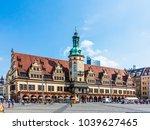 leipzig  germany   august 24 ... | Shutterstock . vector #1039627465