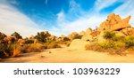 panorama landscape of hidden...