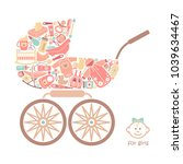 Icons Of Products For Babies I...