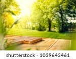 table background of free space... | Shutterstock . vector #1039643461
