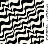 abstract wavy stripes seamless... | Shutterstock .eps vector #1039650121