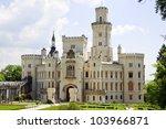 Hluboka Nad Vltavou Castle ...