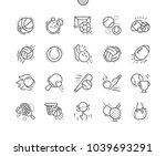 sport balls well crafted pixel... | Shutterstock .eps vector #1039693291
