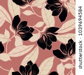 abstract elegance pattern with... | Shutterstock .eps vector #1039694584
