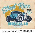 Vintage Car  Hot Rod Garage ...
