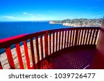 world famous lindesnes... | Shutterstock . vector #1039726477