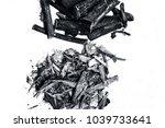 close up of ayurvedic herb... | Shutterstock . vector #1039733641