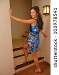natasha blasick photo shoot to... | Shutterstock . vector #103978541