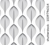 linear vector pattern ... | Shutterstock .eps vector #1039796314