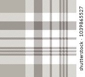 plaid check pattern in grey ...   Shutterstock .eps vector #1039865527