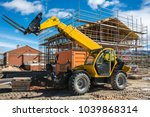 Forklifts In The Construction...