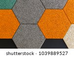 soundproofing decorative panels ... | Shutterstock . vector #1039889527