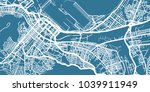 detailed vector map of cape...   Shutterstock .eps vector #1039911949