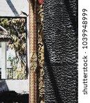 closeup shot at burned   burnt...   Shutterstock . vector #1039948999