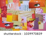 creative atmosphere art mood...   Shutterstock . vector #1039970839