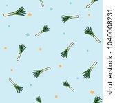 seamless vegetables set of...   Shutterstock .eps vector #1040008231