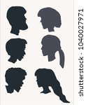 a vector image shows people... | Shutterstock .eps vector #1040027971