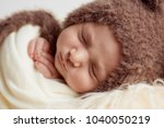 baby  beautiful  child  cute... | Shutterstock . vector #1040050219