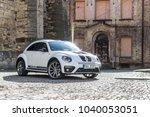 prague  the czech republic  13. ...   Shutterstock . vector #1040053051