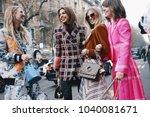 milan  italy   february 21 ... | Shutterstock . vector #1040081671