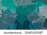 oil painting on canvas handmade.... | Shutterstock . vector #1040105587
