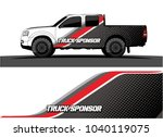 truck and vehicle graphic...