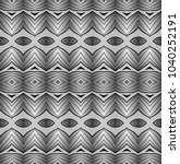 seamless vector wallpaper.... | Shutterstock .eps vector #1040252191