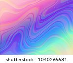 holographic abstract background ...   Shutterstock .eps vector #1040266681
