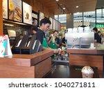 bangkok  thailand march 2  ...   Shutterstock . vector #1040271811