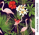 seamless pattern  background... | Shutterstock .eps vector #1040357359